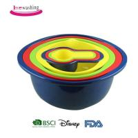 China Products Biodegradable bamboo fiber melamine round dinnerware bowl sets on sale