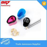 China First Wholeslae Good Quality Pencil Sharpener For Office Double Hole Sharpener wholesale