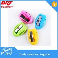 China Cheap Customized Kids Pencil Sharpeners on sale