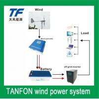 Buy cheap 1kw 2kw 3kw 5kw 10kw 15kw 20kw 30kw 50kw Wind Turbine Power Energy System with Accessories from wholesalers