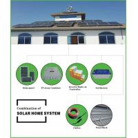 Buy cheap Install Support 3000W 5000W 10000W Solar Home Generator Energy Panel Power System from wholesalers