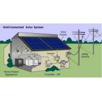 Buy cheap On&off Grid Solar Connected Grid Tie Complete System 5kw 10kw from wholesalers
