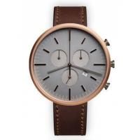 China Top Quality Rose Gold Chronograph Watch for Sale wholesale