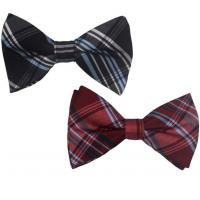 China Custom Embroidered Bow Ties Maker wholesale