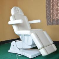China Electric Facial Bed Electric Treatment Bed Esthetics Bed Adjustable Massage Table Beauty Therapy Bed wholesale
