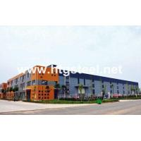 A36&A572 Large Steel/metal Fabrication for 10000m2 Industrysteelstructureworkshop In Asia
