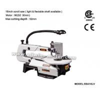 China 16inch Scroll Saw ( Light & Flexiable Shaft Available ) wholesale