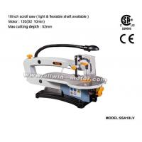 China 18inch Scroll Saw ( Light & Flexiable Shaft Available ) wholesale