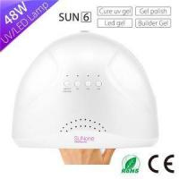 Buy cheap Sunone Supplier Professional Gel Polish Dryer Customized LED Nail Lamp from wholesalers