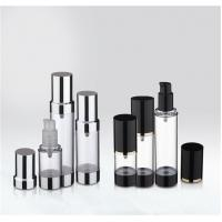 China Popular Airless Pump Bottle For Skin Cream Packaging,15ml-30ml-50ml,AS wholesale