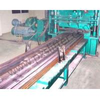 Buy cheap Top Quality Hydraulic Flat Section, steel, bar, Iron And Straightening Machine from wholesalers