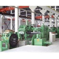 Buy cheap Auto Sheet Metal, steel Cut To Length Line, flattening Machine from wholesalers