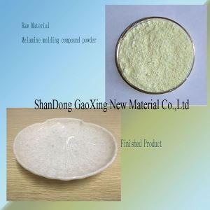 China Melamine Molding Compounds Non-toxic Tasteless For A Variety Of Tableware, Electrical Appliances