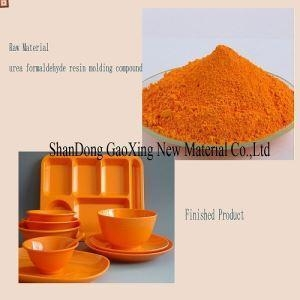 China Non-toxic Bright Melamine Moulds Urea Formaldehyde Molding Compound