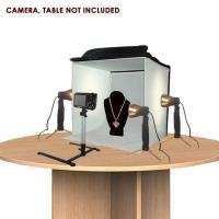 China Table Top Photo Studio Light Tent Kit in a Box on sale