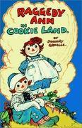 China Raggedy Ann in Cookie Land Book (reissue of original) wholesale