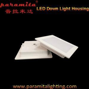 China Led Panel Fixture For Led Plastic Panel Light And Led Down Light