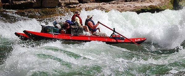 Inflatable Whitewater Kayaks Images
