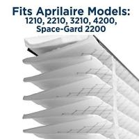 China Aprilaire 213 Filter 2 Pack] for Air Purifier Models 1210, 2210, 3210, 4200, Space-Gard 2200 wholesale