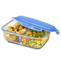 China New! Pure Glass Bento Meal Container on sale