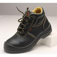 China anti perforation resistant to oil slipping steel toe safety shoes on sale