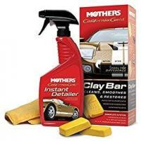 Mothers 07240 California Gold Clay Bar System (Auto Accessory) 1355