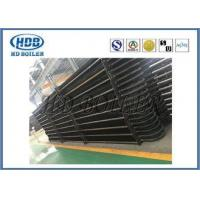 China Low / High Pressure Flue Gas Economizer Heat Exchange Devices With Finned Tubes on sale