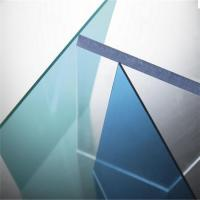 China uv-protection clear plastic sheets pc solid sheet on sale