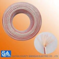 China Copper Cable 1.5 Mm 2.5mm 4mm 6mm 10mm House Wiring Electrical Cable Copper Single Core PVC Wire wholesale