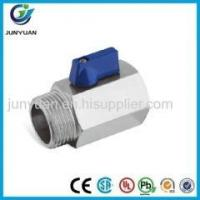 China MINI STAINLESS STEEL BALL VALVE wholesale