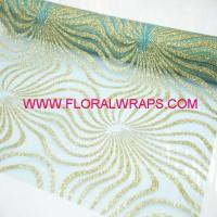 Buy cheap Tulle/Net/Mesh OGD12 Printed organza from wholesalers