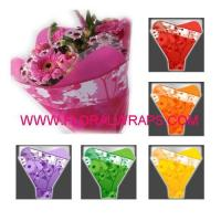 Buy cheap Tulle/Net/Mesh floral sleeves from wholesalers