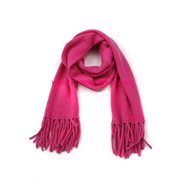 Quality Tulle/Net/Mesh Knitted Scarves for sale