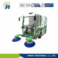 OR-S2000 Electric Road Sweeper