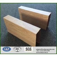 China The Box and Deep Box Linear Woodwright ceiling systems wholesale