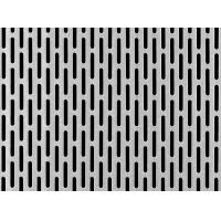 China aluminum 3003-H14 perforated sheet from anping huihao on sale