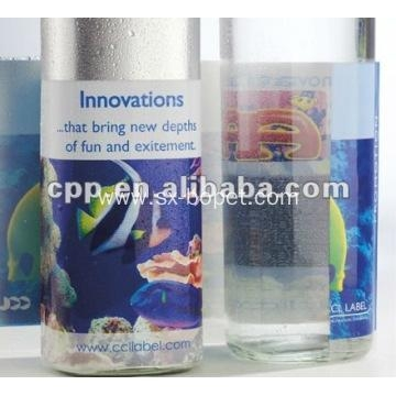 Quality PETG Shrink Film for Plastic Bottle Package for sale