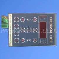 China Poly Dome Metal Dome Membrane Switch on sale