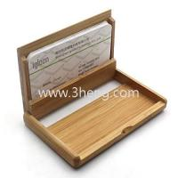 China Bamboo Card Holder With Chinese Characteristics Business Card Holder wholesale