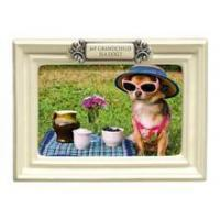 "China Grassland Road's My Grandchild Is A Dog? 4"" x 6"" Photo Frame ANIMAL ITEMS wholesale"