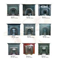 China Art Castings Fireplaces on sale