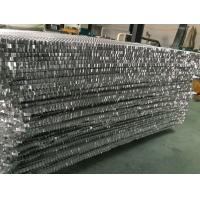 China Aluminium Honeycomb Core For Honeycomb Composite Panels wholesale