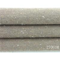 100%c color neps chambray tailor-made