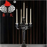 China The K9 Candelabra Centerpieces Weddingand Crystal Chandeliers For Sale on sale