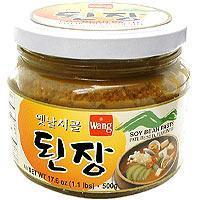 China Condiments Wang Soy Bean Paste - 2.2lbs on sale