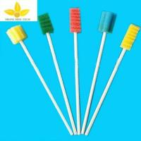 China Disposable sponge stick wholesale