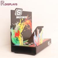 China Countertop Sales Promotion PVC Shoes Rack Display Used In Sneakers Store (SKECHERS) wholesale
