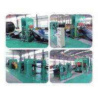 Buy cheap Steel Core Fabric Core Conveyor Belt Vulcanizing Machine from wholesalers