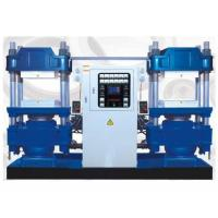 Buy cheap Duplex curing press from wholesalers