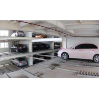 Buy cheap Puzzle parking System PPY Plane moving parking system from wholesalers